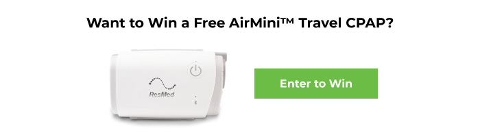 Resmed airmini giveaway