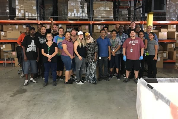 Warehouse Team at CPAP.com